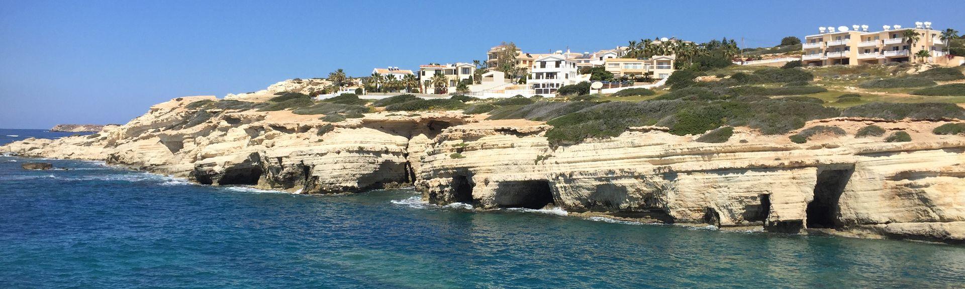 Mesa Chorio, Bezirk Paphos, Zypern