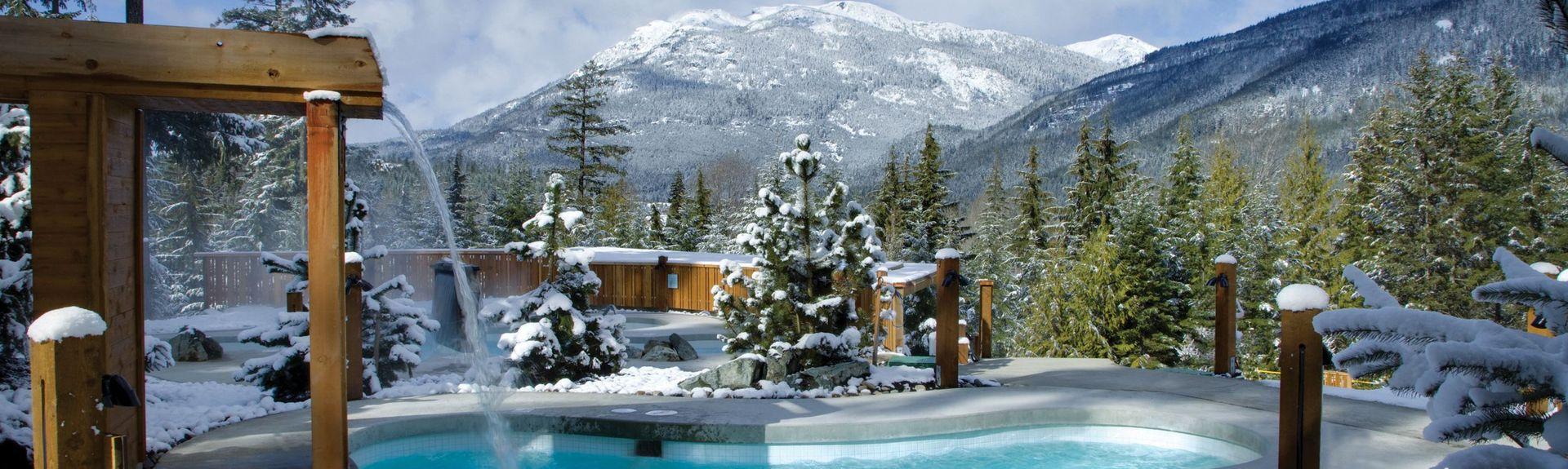 Mont-Tremblant Ski Resort, Mont-Tremblant, Quebec, Canadá