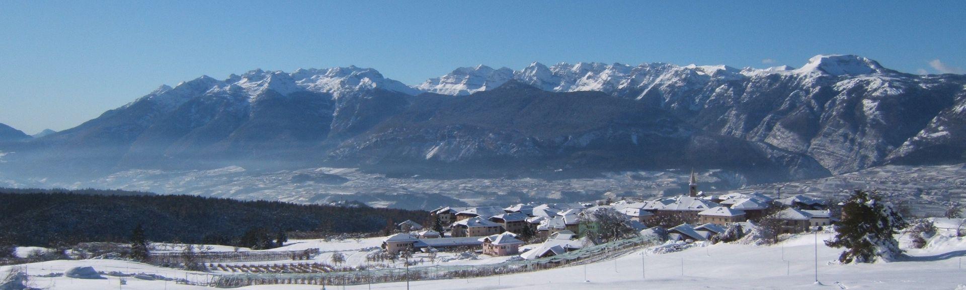 Ronzone, Trentino Alto Adige, Italia