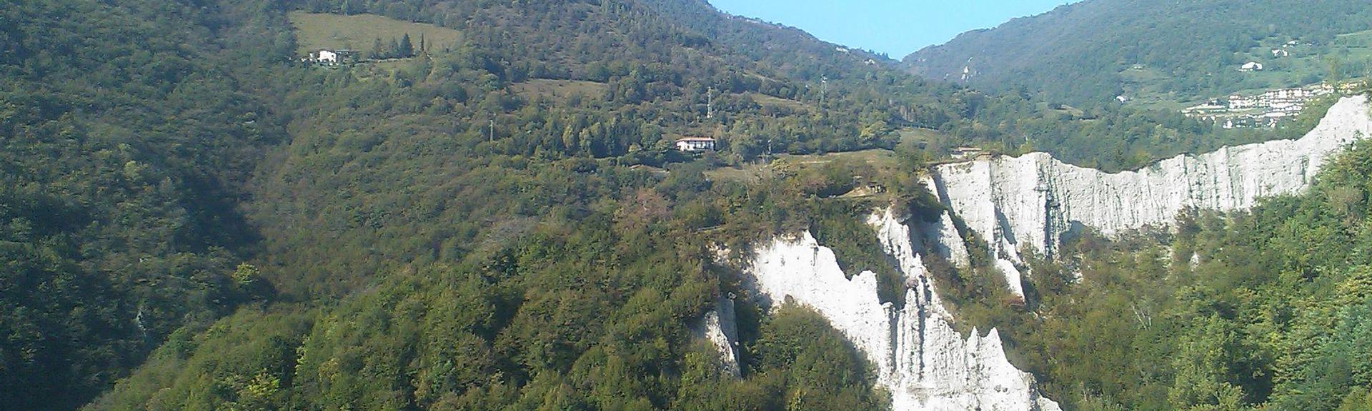 Villa Canton, Trescore Balneario, Italy