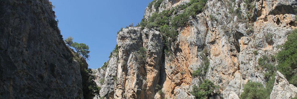 Pasalites, Mylopotamos, Kreta, Griekenland