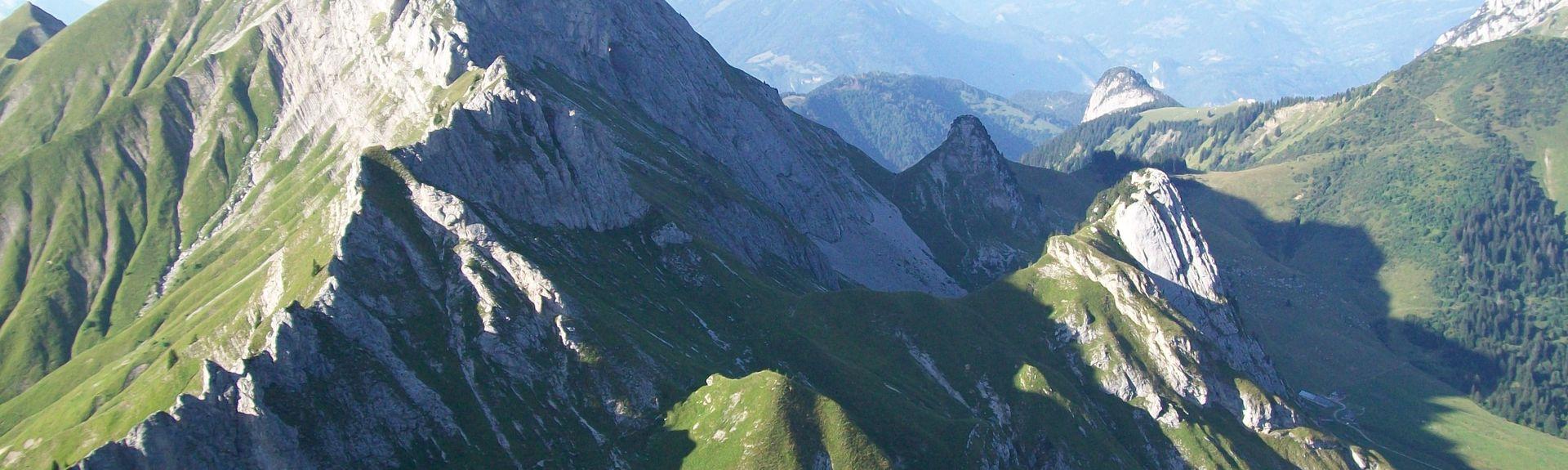 Faverges-Seythenex, Auvergne-Rhône-Alpes, Frankrike