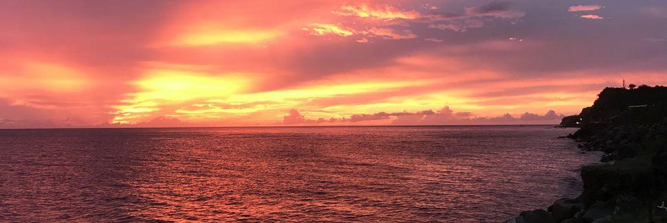 Le Morne-Rouge, La Trinité, Martinica