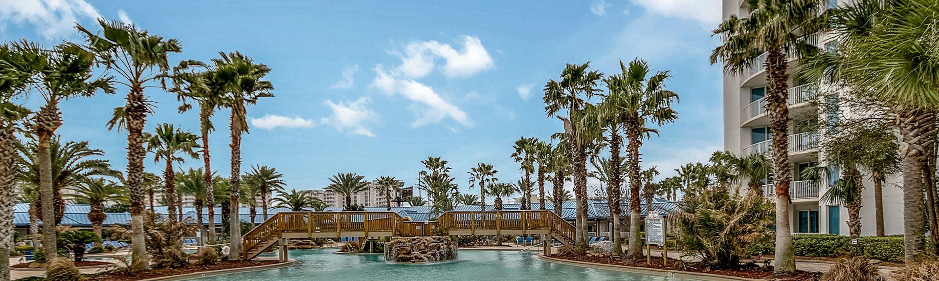 Palms of Destin, Destin, FL, USA