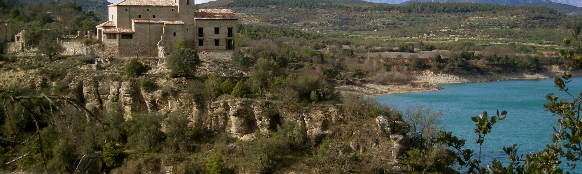 La Ribagorza, Aragón, España