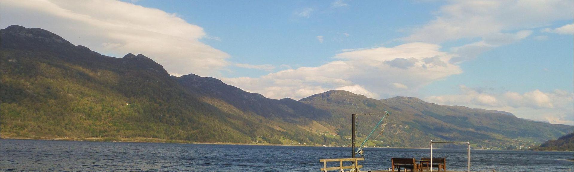 Vikebygd, Vindafjord, Rogaland (county), Norway