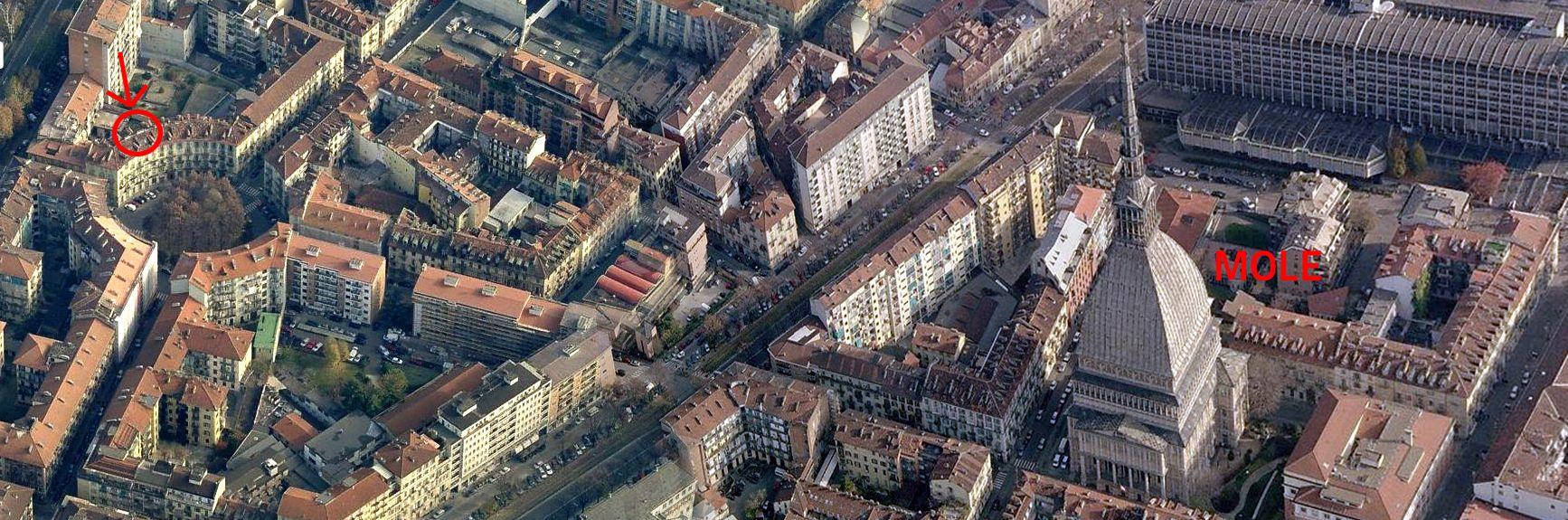 Vanchiglia, Turin, Piemonte, Italien