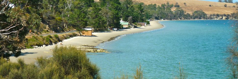 Blackmans Bay, Tasmanien, Australien