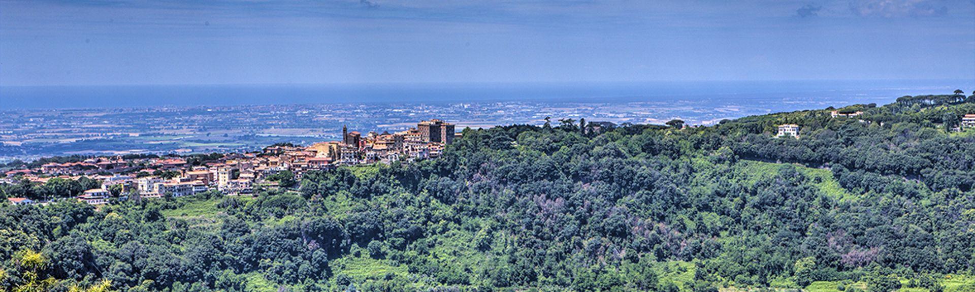 Valmontone, Latium, Italie