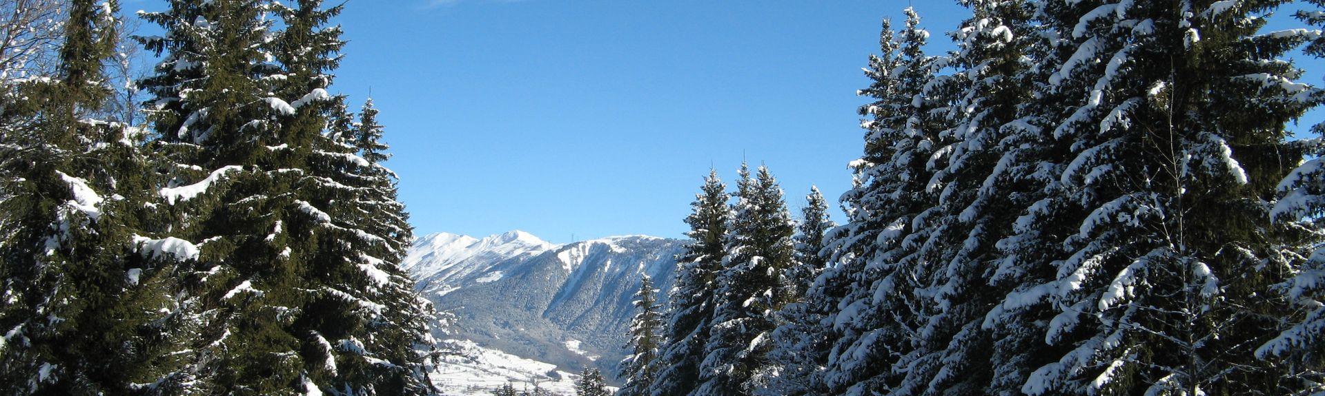 Montagny, Savojen, Auvergne - Rhône - Alpes, Frankrike