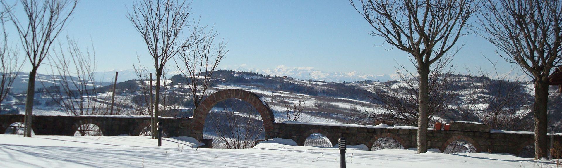 Roddi, Cuneo, Piedmont, Italy