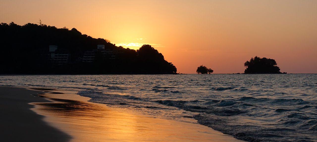 Bang Tao Beach, Choeng Thale, Phuket, Thailand