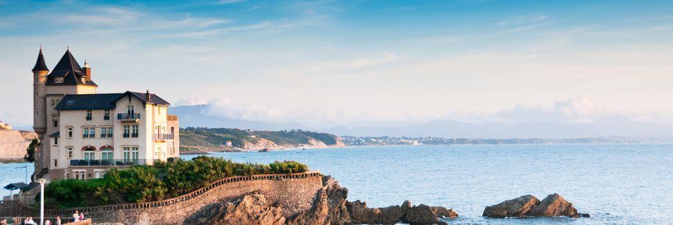 Biarritz, Nuova Aquitania, Francia