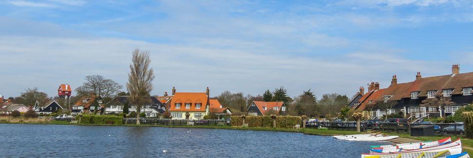 Walberswick, Southwold, Suffolk, UK