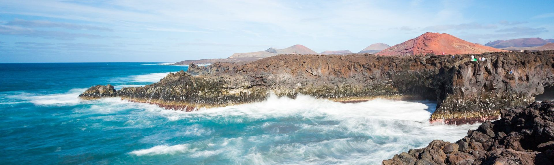 El Golfo, Canarische Eilanden, Spanje