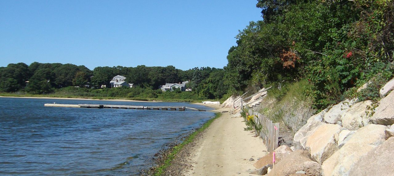 Hyannis Port Beach (spiaggia), Barnstable, Massachusetts, Stati Uniti d'America
