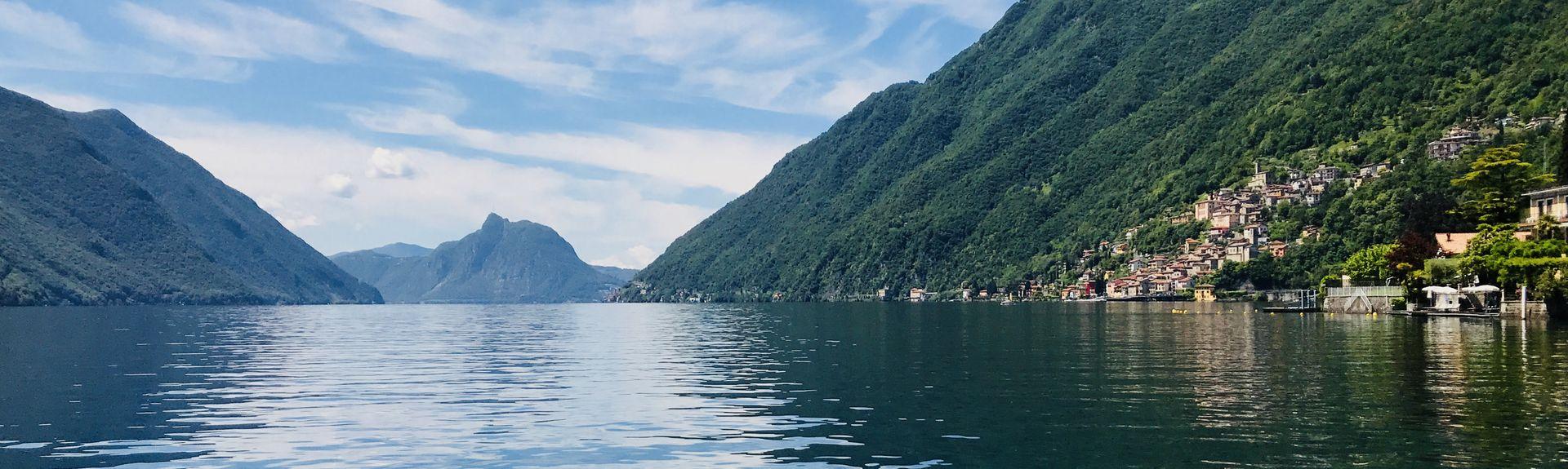 Gravedona, Como, Lombardy, Italy
