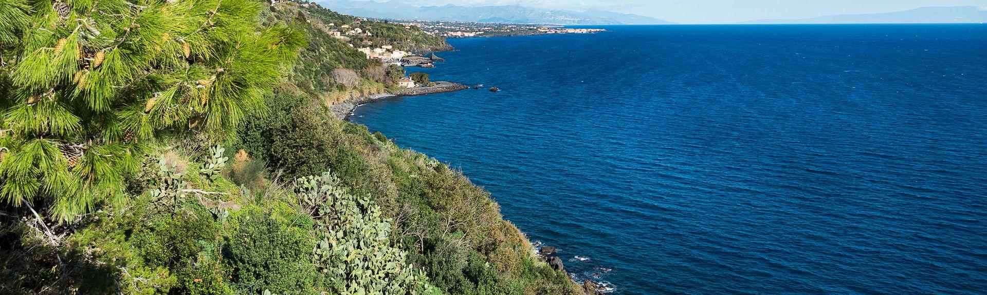 Mascali, Sicilia, Italia