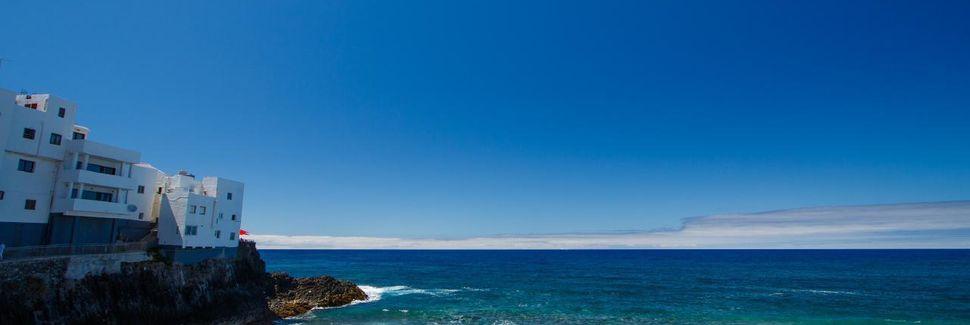 Las Palmas de Gran Canaria, Kanarieöarna, Spanien