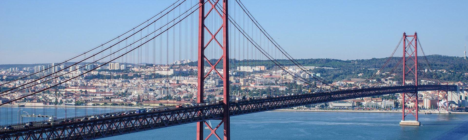 Trafaria, District de Setúbal, Portugal