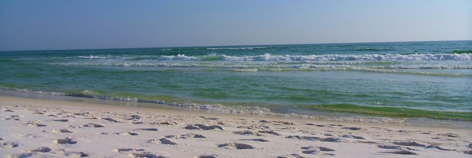 Gulf Place Caribbean, Santa Rosa Beach, FL, USA