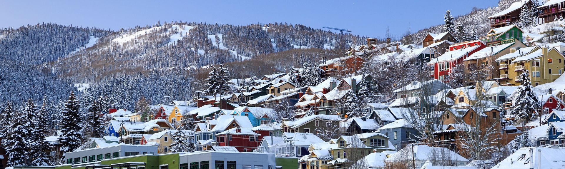 Downtown Park City, Park City, Utah, United States of America