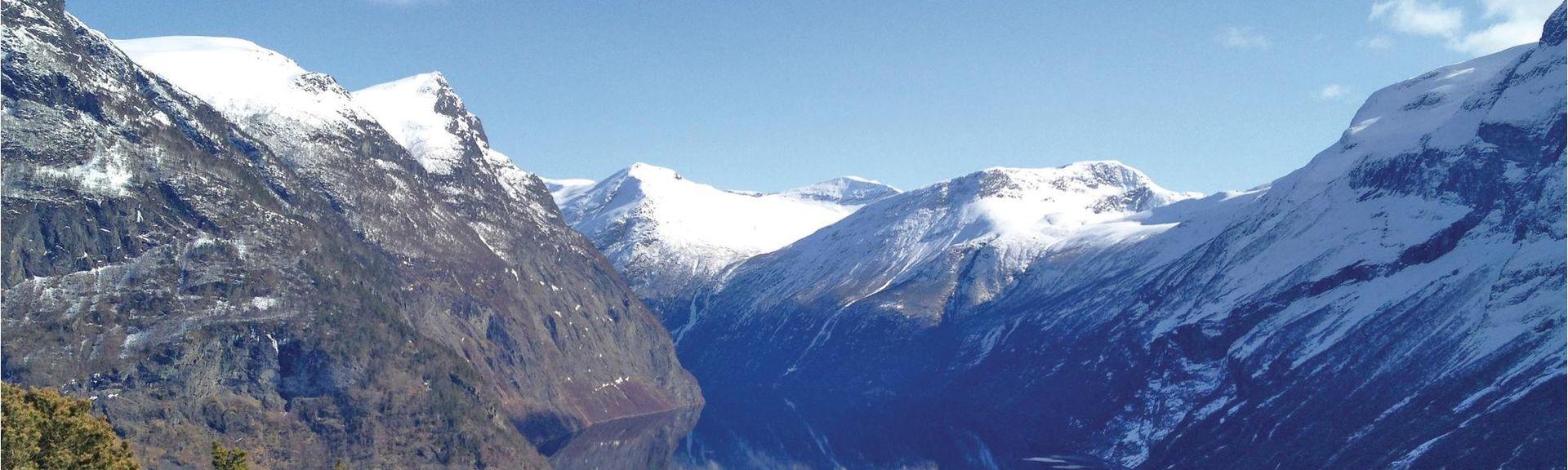 Ikornnes, Møre og Romsdal, Norway