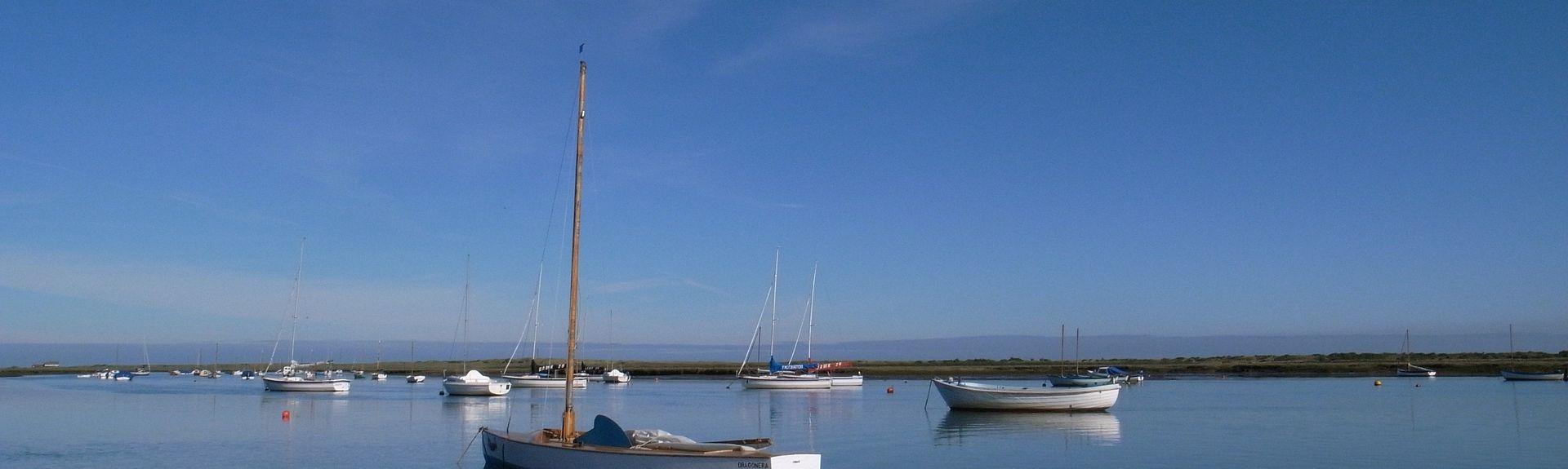 Holme-next-the-Sea, Hunstanton, Norfolk, UK