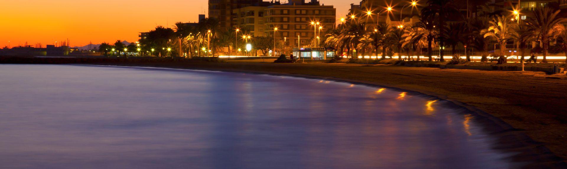 Santa Pola, Valence, Espagne