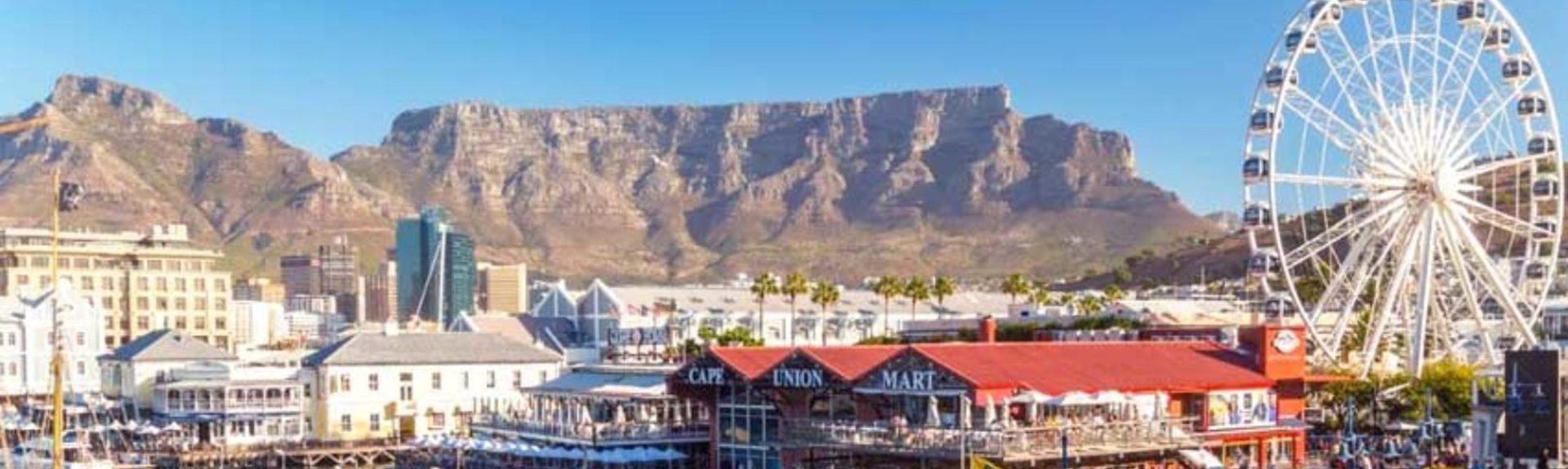 Canal Walk Shopping Centre, Kaapstad, West-Kaap, Zuid-Afrika