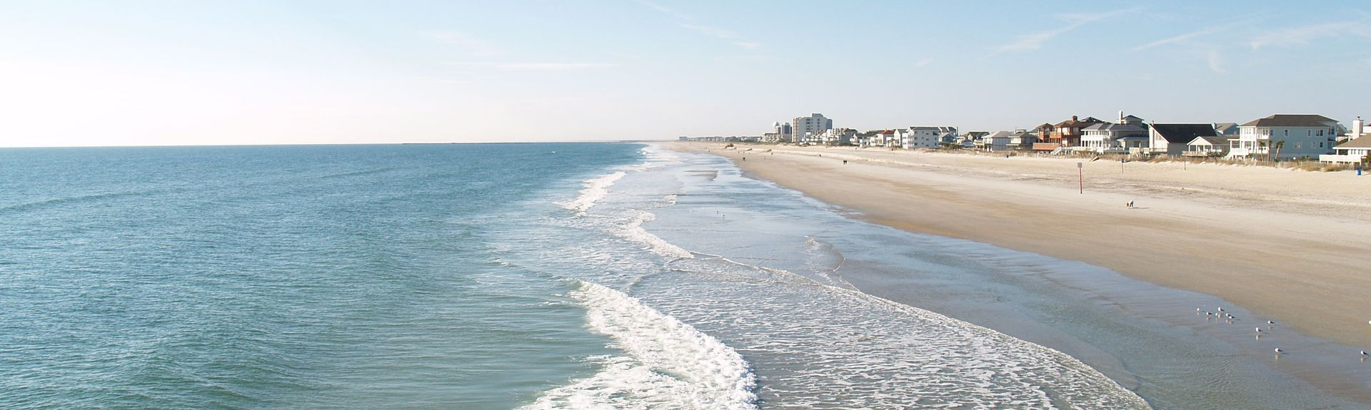 Johnnie Mercer's Pier, Wrightsville Beach, North Carolina, United States of America