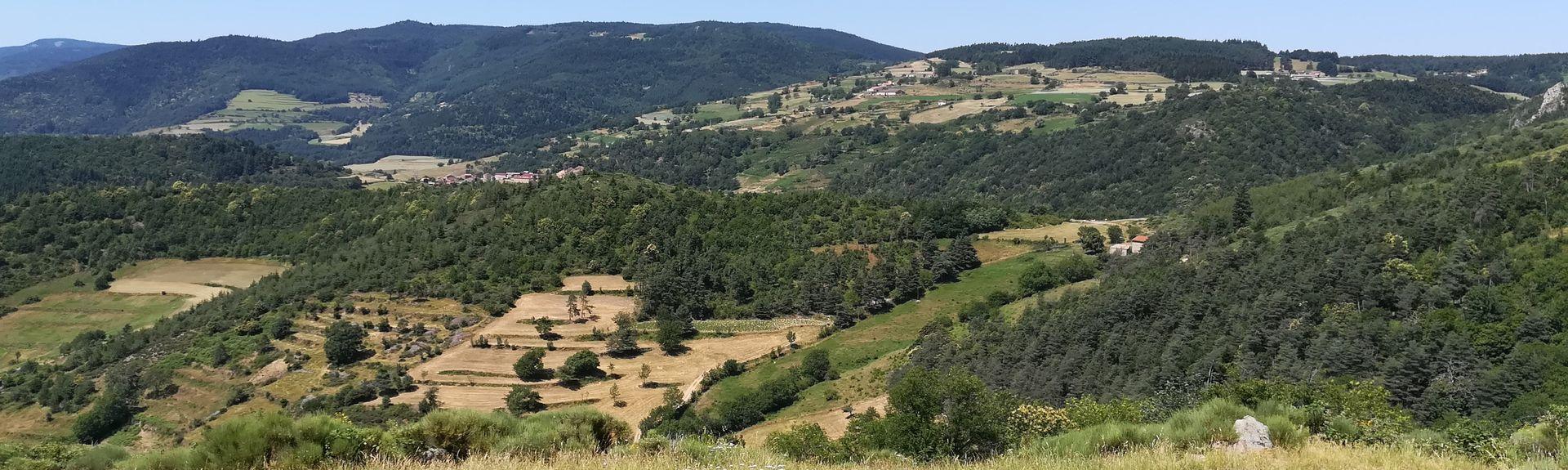 Vernosc-lès-Annonay, Ardèche (departement), Frankrijk