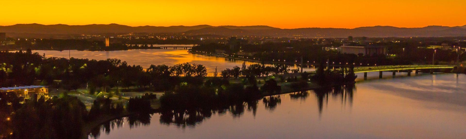 Canberra, Territoire de la capitale australienne, Australie