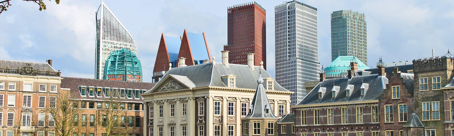 Haag, South Holland, Nederland