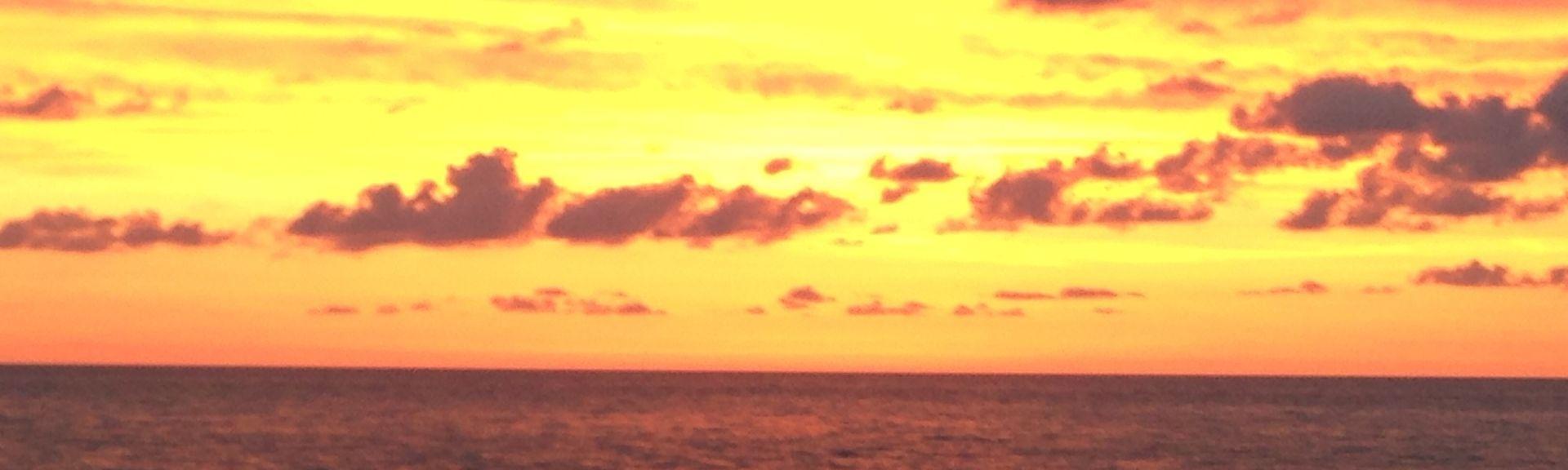 Naples Bay, Naples, Floride, États-Unis d'Amérique