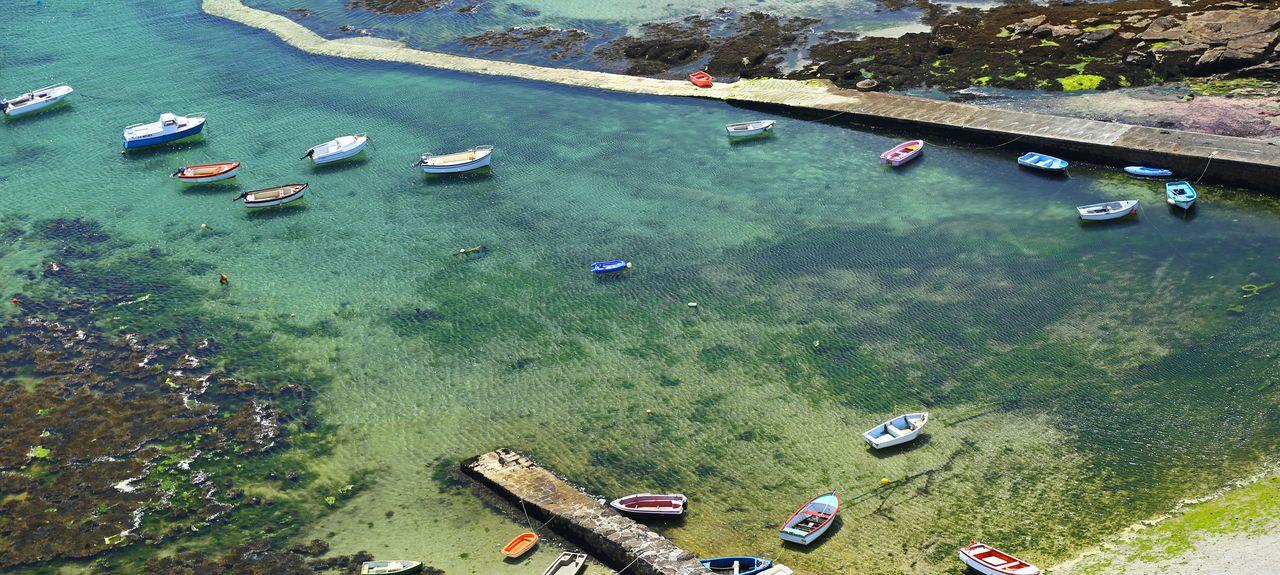 Golfe du Morbihan, Bretagne, Frankreich