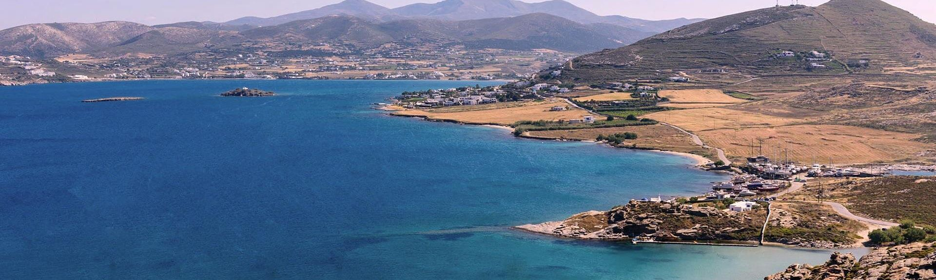 Naousa Havn, Naousa, De Ægæiske Øer, Grækenland