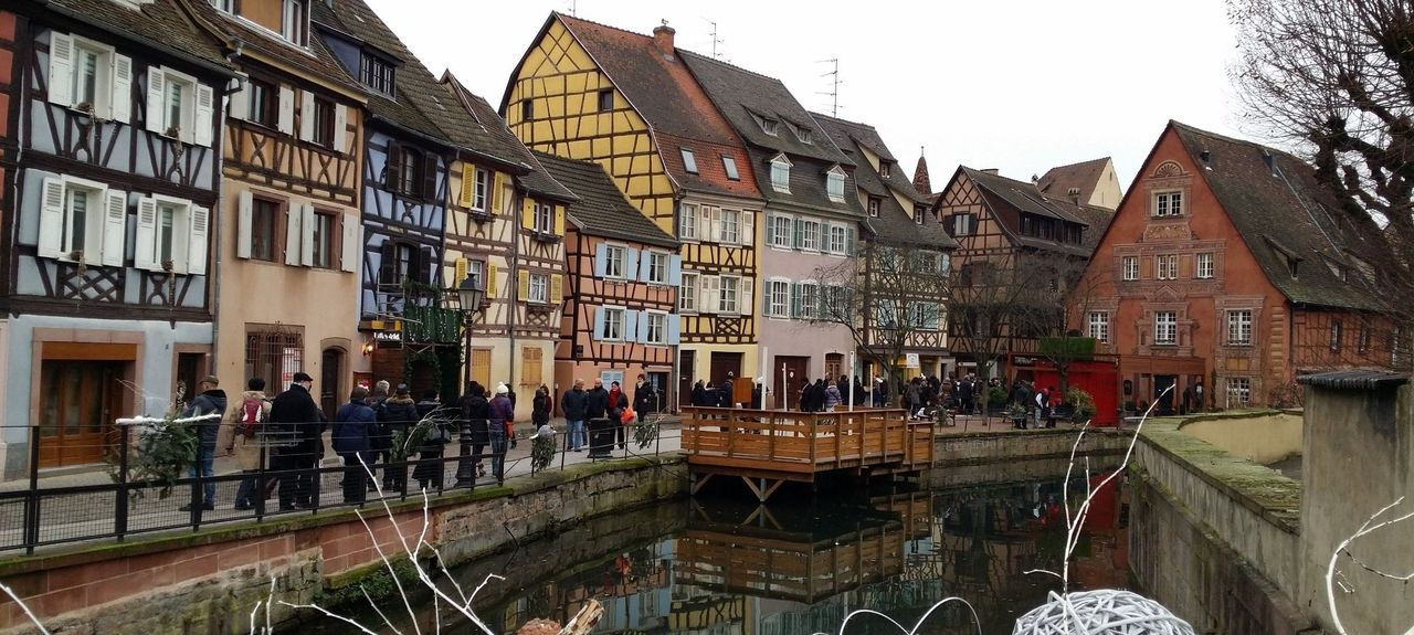 House of the Heads, Colmar, Alsace-Champagne-Ardenne-Lorraine, France