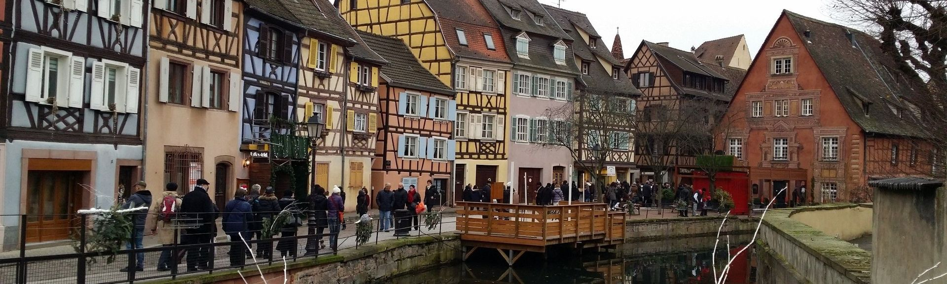 House of the Heads, Colmar, France
