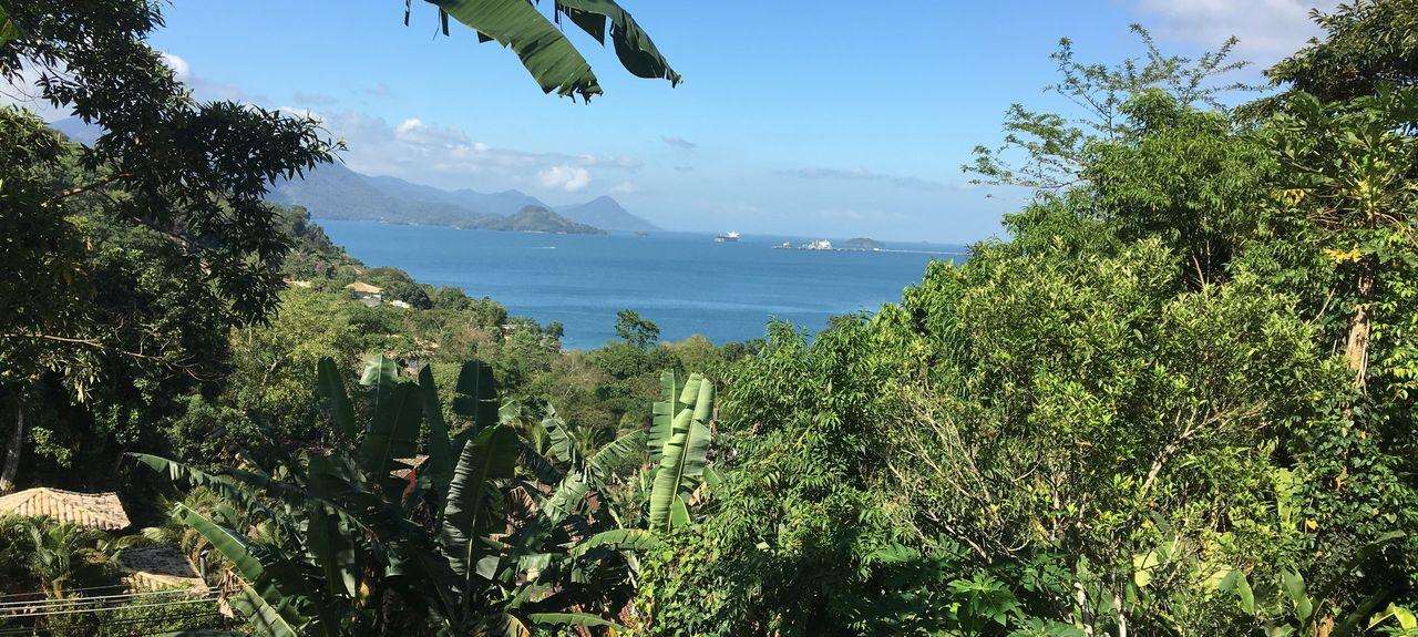 Cataguases Insel, Angra dos Reis, Rio de Janeiro, Brasilien