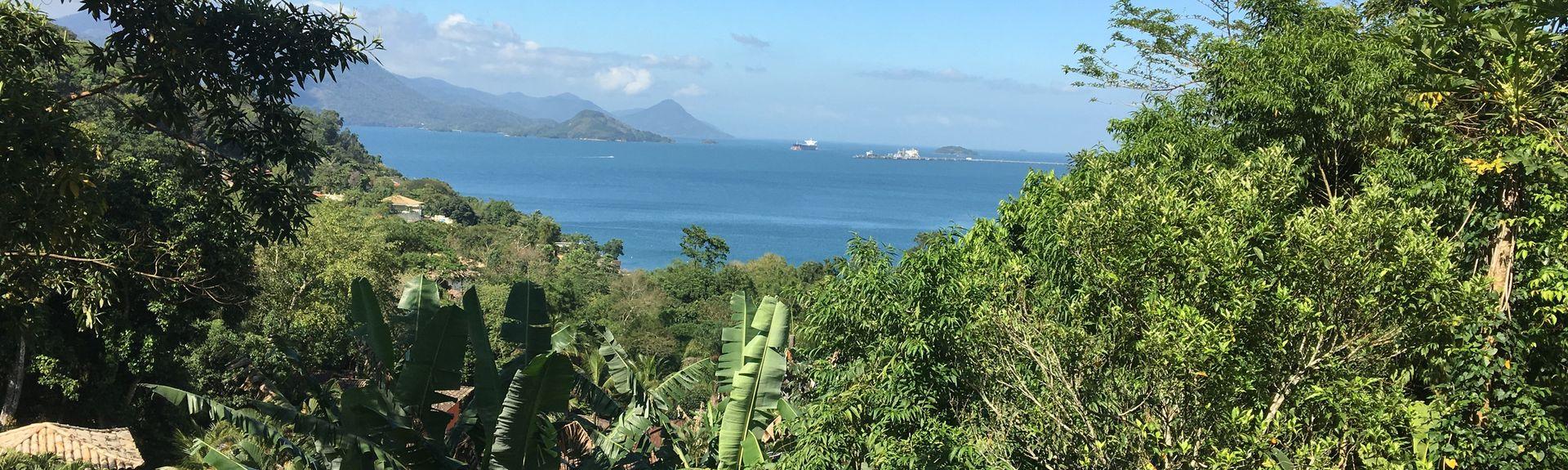 Ilha da Gipóia, Ilha da Gipóia, Angra dos Reis, Rio de Janeiro, Brasilien