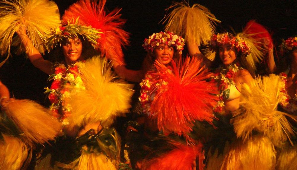 Tiahura, French Polynesia