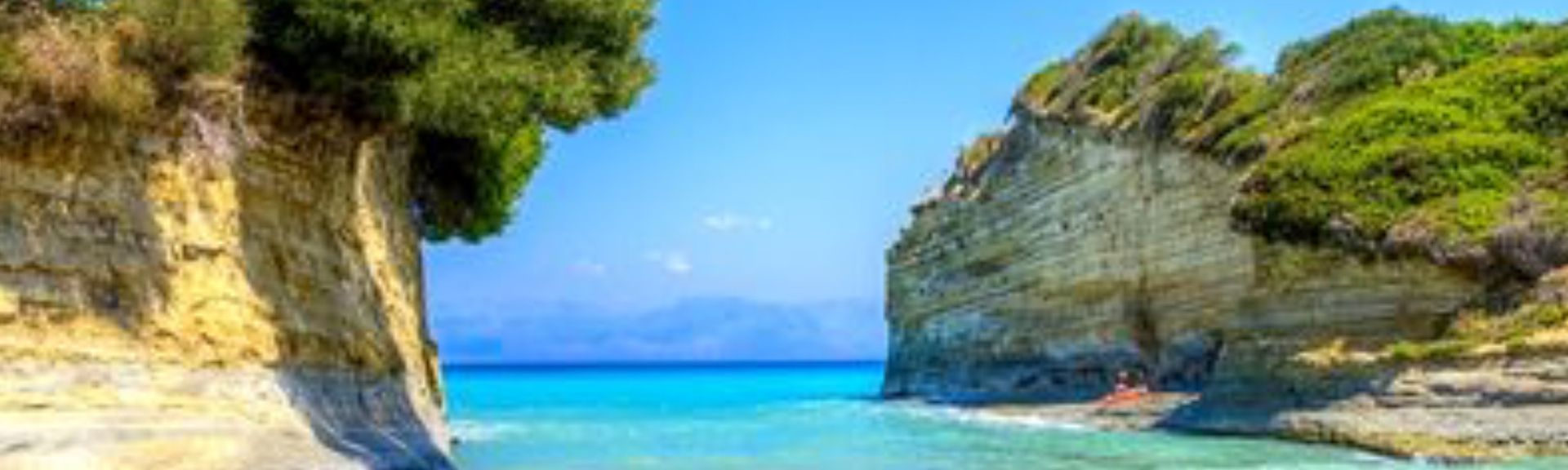 Arillas, Korfu, Region der Ionischen Inseln, Griechenland
