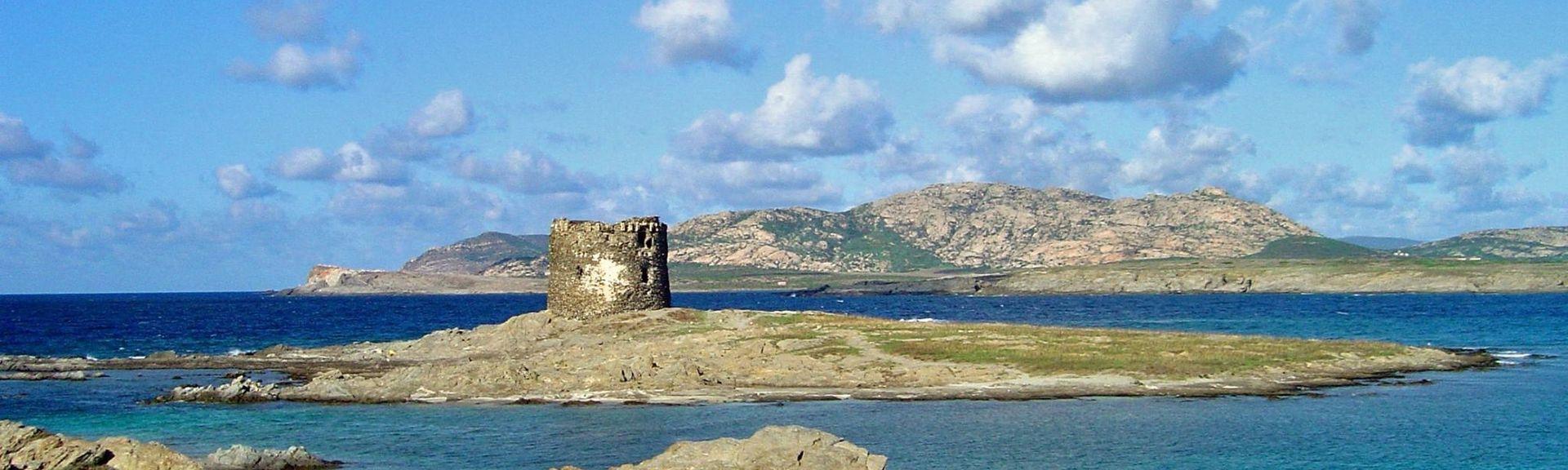 La Pelosa, Stintino, Sardegna, Italia