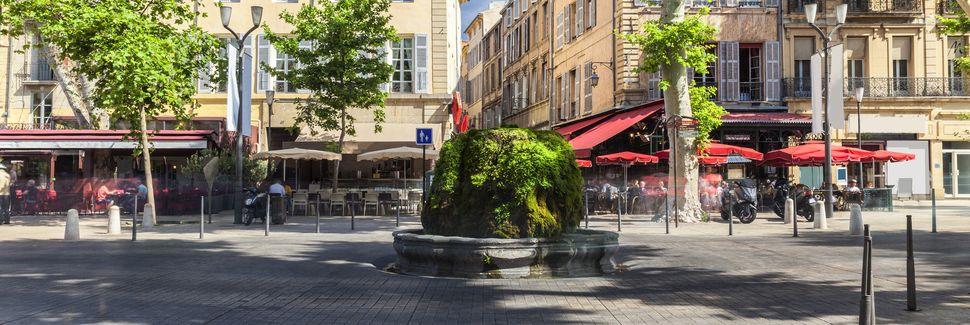 Aix-en-Provence, Provence - Alpes - Côte d'Azur, França