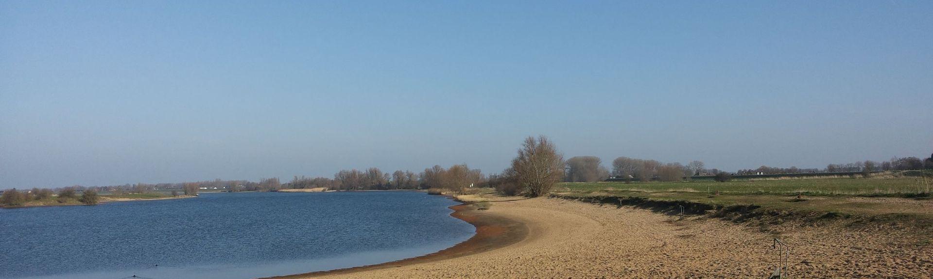 Woudrichem, Gemeinde Altena, Nord-Brabant, Niederlande