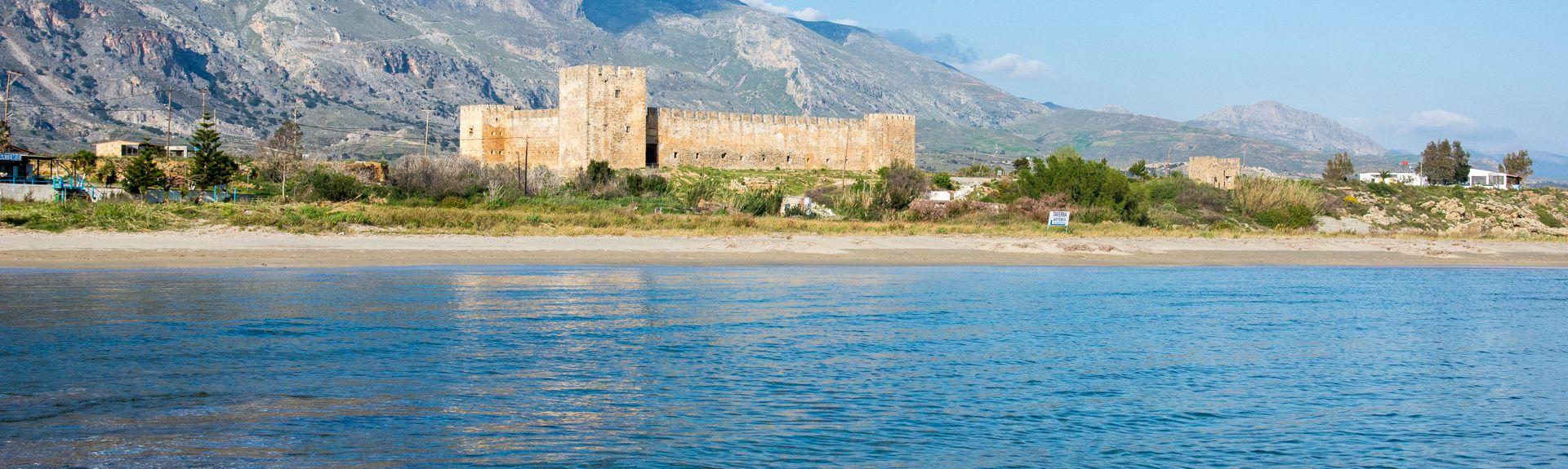 Khóra Sfakíon, Sfakia, Kreta, Griekenland
