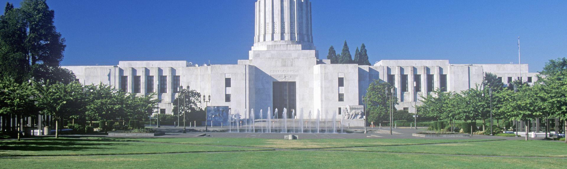 Salem, Oregon, Stany Zjednoczone
