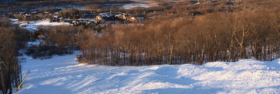 Mountain Creek Ski Resort, Vernon, Nueva Jersey, Estados Unidos