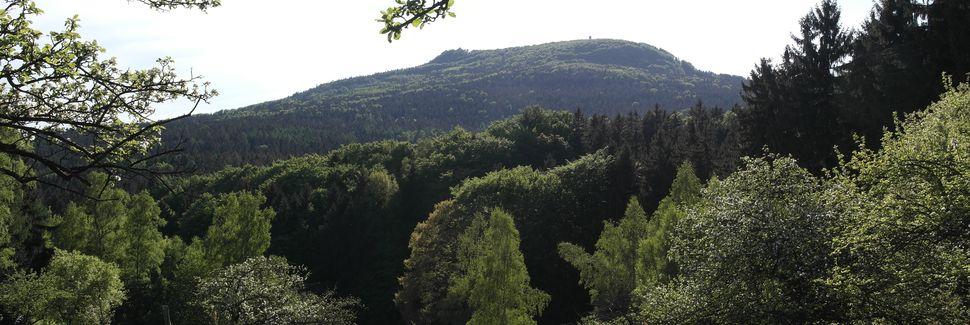 Lückendorf, Oybin, Sassonia, Germania